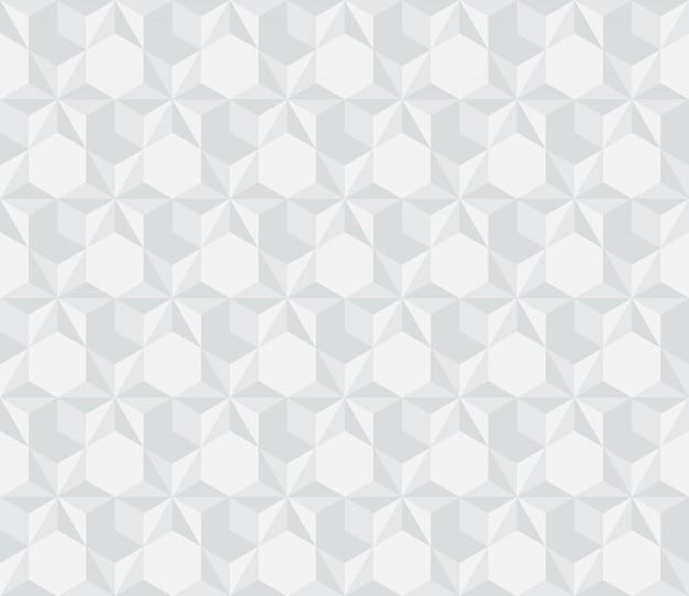 Moderno 3d superficie de patrones sin fisuras. illustrration