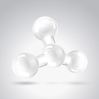 Molécula clipart