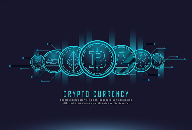 Monedas de criptomoneda