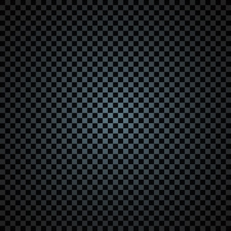 Monocromo vacío transparente oscuro ajedrez textura viñeta fondo en blanco