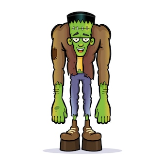 Monstruo zombi