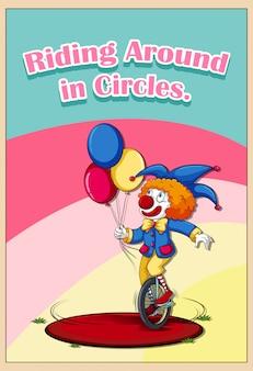 Montando en círculos