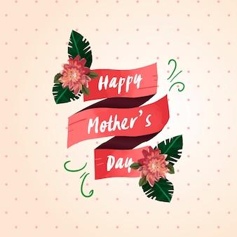 Motherday con flores