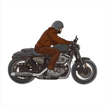 Motocicleta roadster