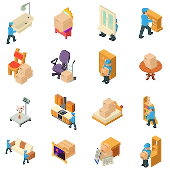 Mover conjunto de iconos