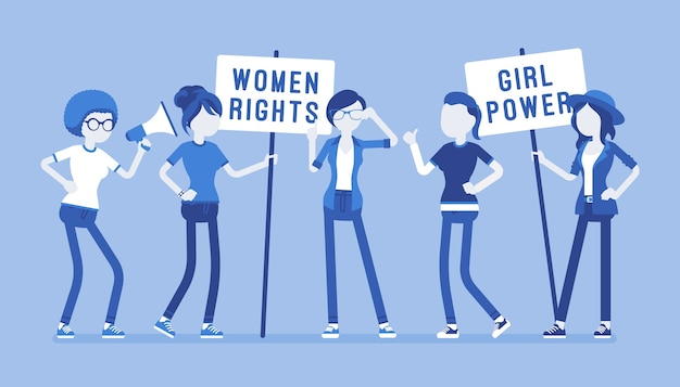 Movimiento social feminista