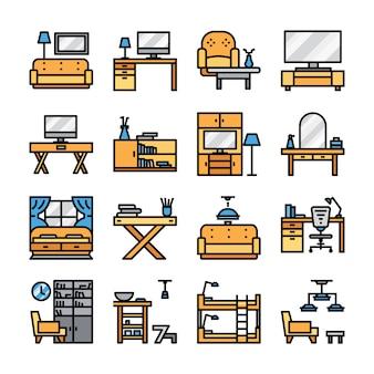 Muebles interiores
