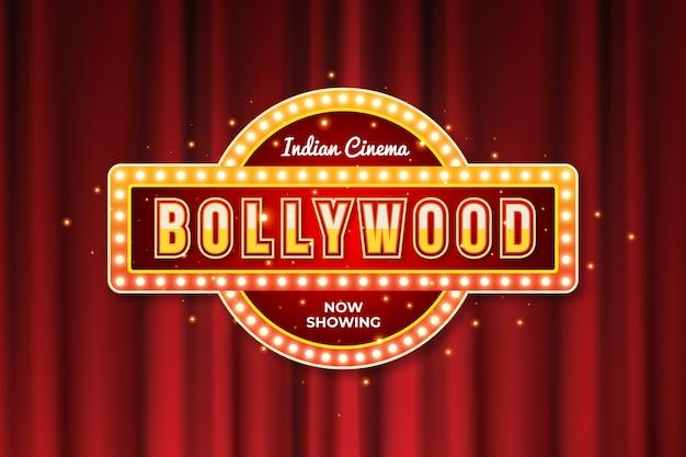 Muestra realista de cine de bollywood