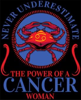 Mujer de cancer