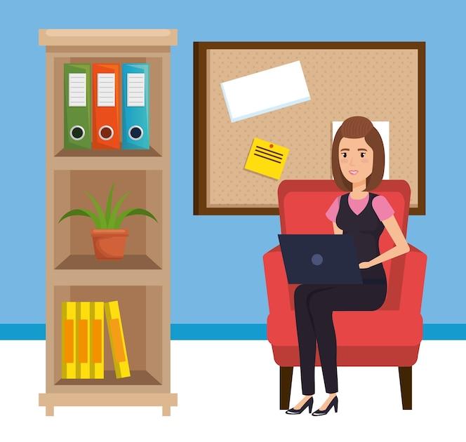 Los ejecutivos de negocios discutir con sus colegas en for Follando en la oficina gratis