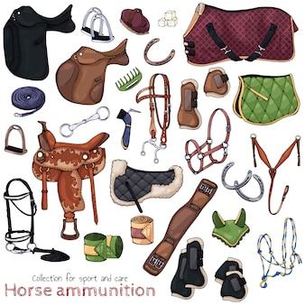 Municiones para caballos