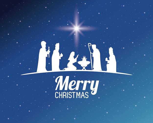Navidad cristiana tradicional