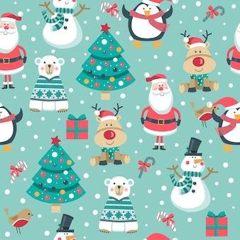 Navidad sin patrón