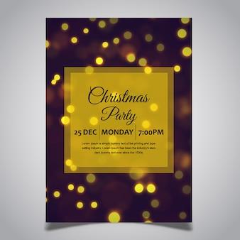 Navidad posters diseños