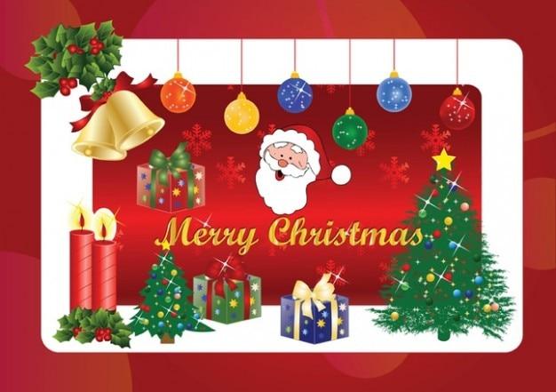 Navidad vectores