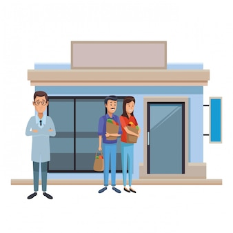 Negocio de farmacia