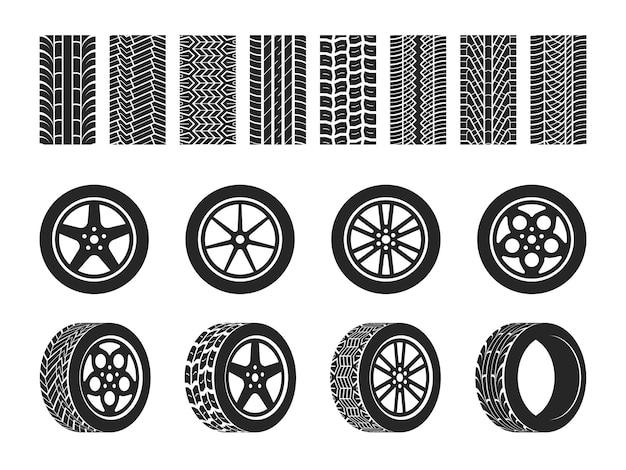 Neumáticos de rueda