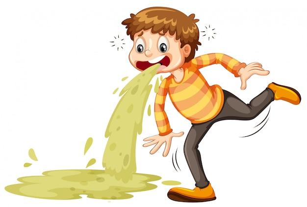 Dolor De Estomago Y Ganas De Vomitar En Niños - Varios Niños
