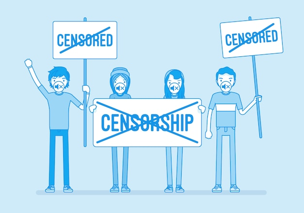 No hay demostración de censura.
