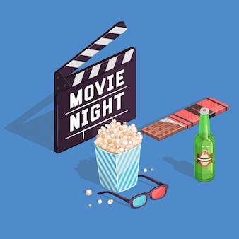 Noche de película