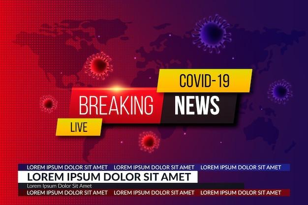 Noticias de última hora sobre el coronavirus - antecedentes