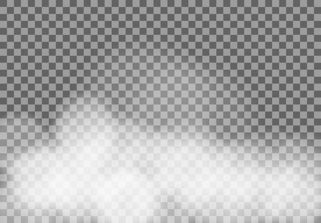 Nubes transparentes
