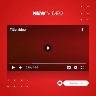 Nuevo video