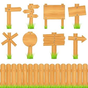Objetos de madera