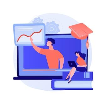Observación de consejos y sugerencias de gráficos por computadora. masterclass de diseño digital, curso en línea, información útil. preparación para el examen de pintura