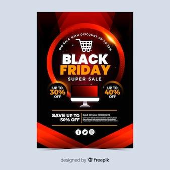 Oferta especial viernes negro banner