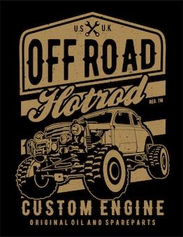 Offrod hotrod