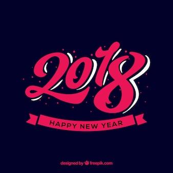 Ondo de año nuevo vintage