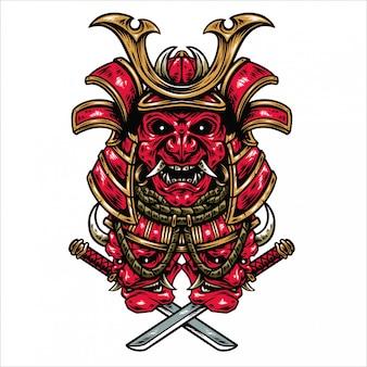 Onimusha demonio