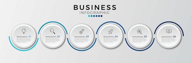 Opción número 5 diseño infográfico