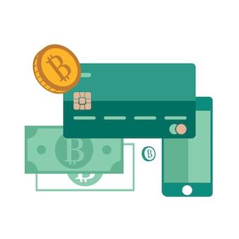 Opciones de pago de criptomoneda de bitcoin