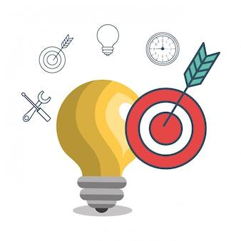 Optimización de motores de búsqueda de éxito empresarial