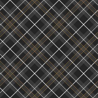 Orgullo de escocia caza tartán de patrones sin fisuras