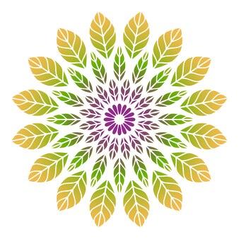 Ornamento de mandala