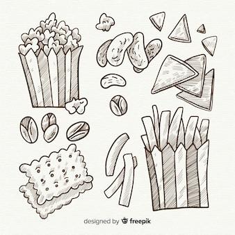 Pack  de snacks