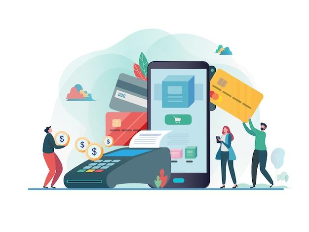 Pagado con tarjeta de crédito