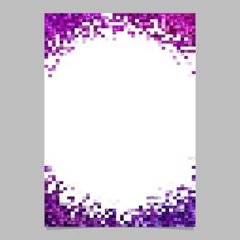 Página abstracta geométrica