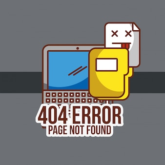 Página de error 404 no encontrada