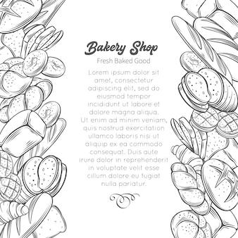 Página de panadería