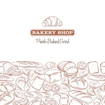 Página para panadería