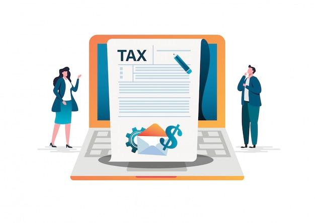 Pago de impuestos en línea