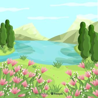Paisaje primaveral