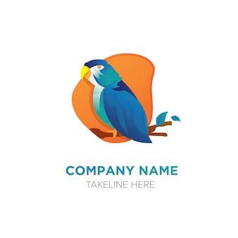 Pájaro logotipo