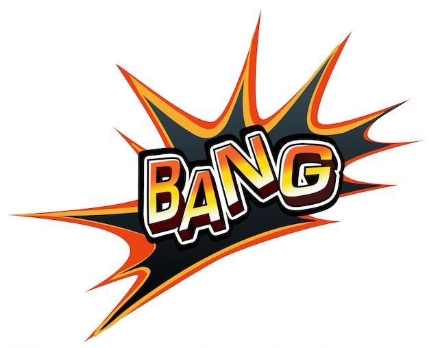 Una palabra bang