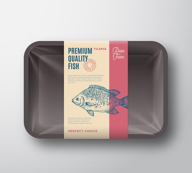 Pangasius de calidad premium