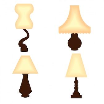 Pantallas de lámpara